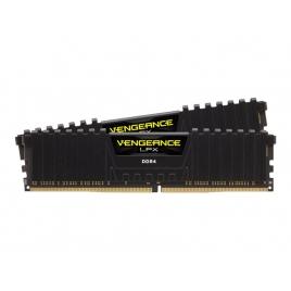 DDR4 32GB BUS 3200 Corsair Vengeance CL16 LPX Black KIT 2X16GB