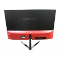 """Monitor Keep Out 23.6"""" FHD Xgm24c+ 1920X1080 1ms DP HDMI MM 144HZ Black/Red"""