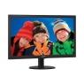 "Monitor Philips 23.6"" FHD 243V5lhsb 1920X1080 5ms VGA HDMI DVI-D Black"