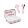 Auricular + MIC Unotec Bluetooth Twin X PRO Pink