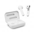 Auricular + MIC Unotec Bluetooth Twin X PRO White
