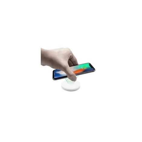 Cargador Inalambrico Unotec QI para iPhone X/XS