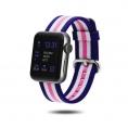 Correa Unotec para Apple Watch 38/40MM Nylon Tricolor