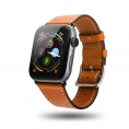 Correa Unotec para Apple Watch 42/44MM Leather Brown