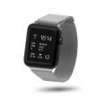 Correa Unotec para Apple Watch 42/44MM Metal Mesh Silver