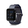 Correa Unotec para Apple Watch 42/44MM Nylon Dark Blue