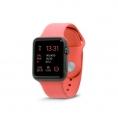 Correa Unotec para Apple Watch 42/44MM Sport red