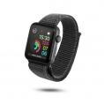Correa Unotec para Apple Watch 42/44MM Velcro Black