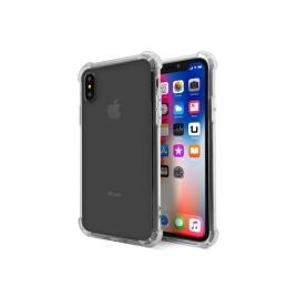 Funda Movil Back Cover Unotec TPU Shockproof Transparente para iPhone X / XS