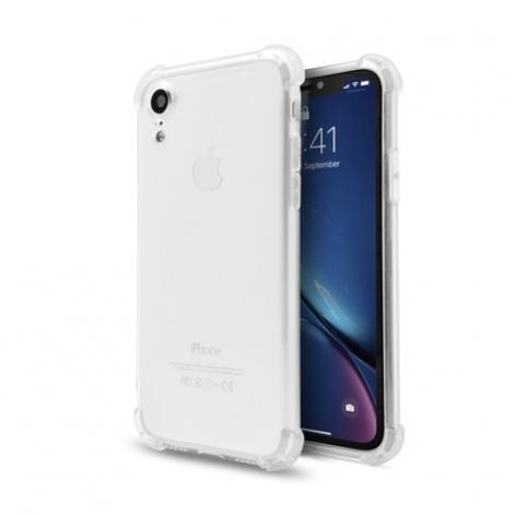 Funda Movil Back Cover Unotec TPU Shockproof Transparente para iPhone XR