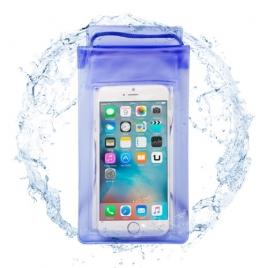 Funda Movil Unotec Waterproof Hasta Blue