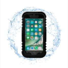 Funda Movil Unotec Waterproof para iPhone 7 Plus / 8 Plus Black