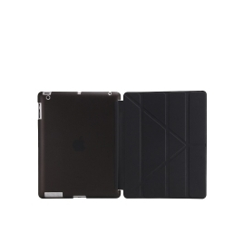 Funda Tablet Unotec Origami Black para iPad 3 / 4