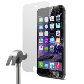 Protector de Pantalla Unotec Cristal Templado para iPhone 6 Plus