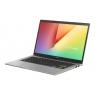 "Portatil Asus Vivobook M413DA-EBA62T Ryzen 7 3700U 8GB 512GB SSD 14"" FHD W10 Silver"