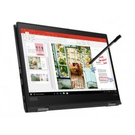 "Portatil Lenovo Thinkpad X13 Yoga CI5 10210U 16GB 512GB SSD 13.3"" FHD W10 Black"