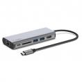 Puerto Replicador USB-C Belkin HDMI + RJ45 + 2Xusb 3.0 + USB-C + SD