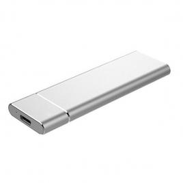 Carcasa Disco Duro SSD M.2 Nvme Coolbox USB 3.1 Silver