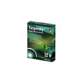 Antivirus Kaspersky Small Office Security V7 5 Puestos + 1 Servidor Descarga