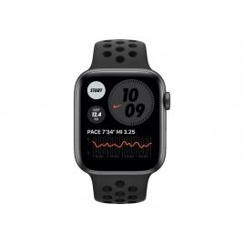 Apple Watch Nike Serie 6 GPS + 4G 44MM Space Gray Aluminium + Correa Nike Sport Anthracite/Black
