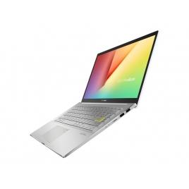 """Portatil Asus Vivobook S433EA-AM423T CI5 1135G7 8GB 512GB SSD 14"""" FHD W10 White/Silver"""