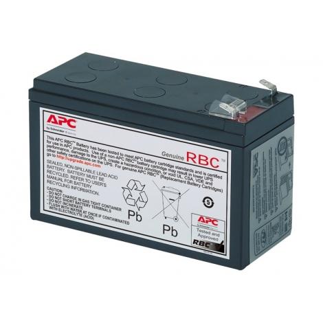 Bateria APC para S.A.I. Bk650ei