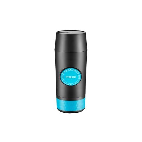 Cafetera Coffee Maker Mini Portatil con Bateria Black
