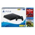Consola Sony PS4 Slim 500GB + Spiderman + Minecraft