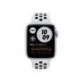 Apple Watch Nike Serie se GPS + 4G 44MM Silver Aluminium + Correa Nike Sport Pure Platinum/Black