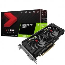 Tarjeta Grafica PCIE Nvidia GF GTX 1660 ti 6GB HDMI DP DVI-D