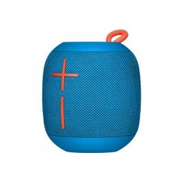 Altavoces Logitech UE Wonderboom 2 Bluetooth Sonido 360º Blue