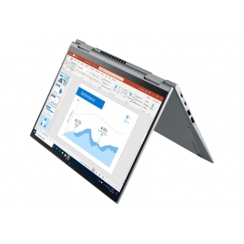"Portatil Lenovo Thinkpad X1 Yoga CI7 16GB 512GB SSD 14"" FHD Tactil W10P Storm Gray"