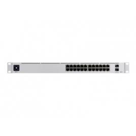 Switch Ubiquiti Unifi PRO-24 10/100/1000 24 Puertos RJ45 + 2 SFP+