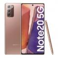 "Smartphone Samsung Galaxy Note 20 6.7"" OC 8GB 256GB 5G Android Bronze EU"