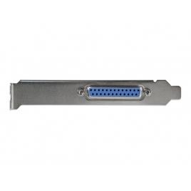 Controladora Startech PCIE 1 Paralelo DB25 LP