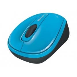 Mouse Microsoft Wireless Mobile 3500 Blue USB