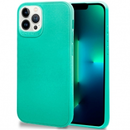 Funda Movil Back Cover Cool Silicona Mint para iPhone 13 PRO