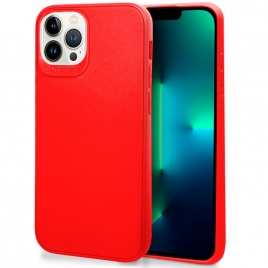Funda Movil Back Cover Cool Silicona red para iPhone 13 PRO