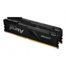 DDR4 8GB BUS 3000 Kingston CL15 Fury Beast Black