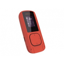 Reproductor Portatil MP3 Energy Clip 8GB Coral