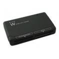 Lector Memorias Ewent 64 EN 1 EW1050 USB 2.0