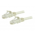 Cable Startech red RJ45 CAT 6 7.5M White