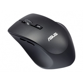 Mouse Asus Wireless WT425 1600DPI 6 Botones Black