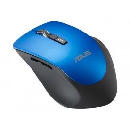 Mouse Asus Wireless WT425 1600DPI 6 Botones Blue
