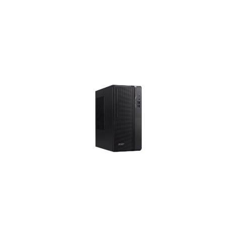 Ordenador Acer Veriton Essential S2740G CI3 10100 8GB 256GB SSD Dvdrw W10P Black