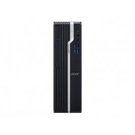 Ordenador Acer Veriton X2670G CI5 10400 8GB 512GB SSD Dvdrw W10P Black