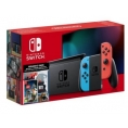 Consola Nintendo Switch Red/Blue + 1971 Project + Lego Jurassic