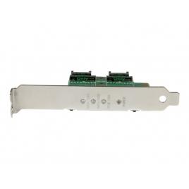 Controladora PCIE Startech 2P M.2 Sata + 1P M.2 Nvme
