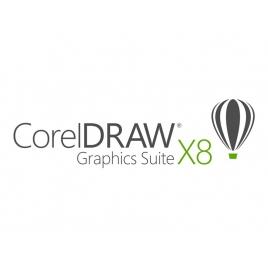 Coreldraw Graphics Suite X8 Single User Upgrade License