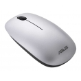 Mouse Asus Wireless Optical MW201C 1600DPI 3 Botones Silver